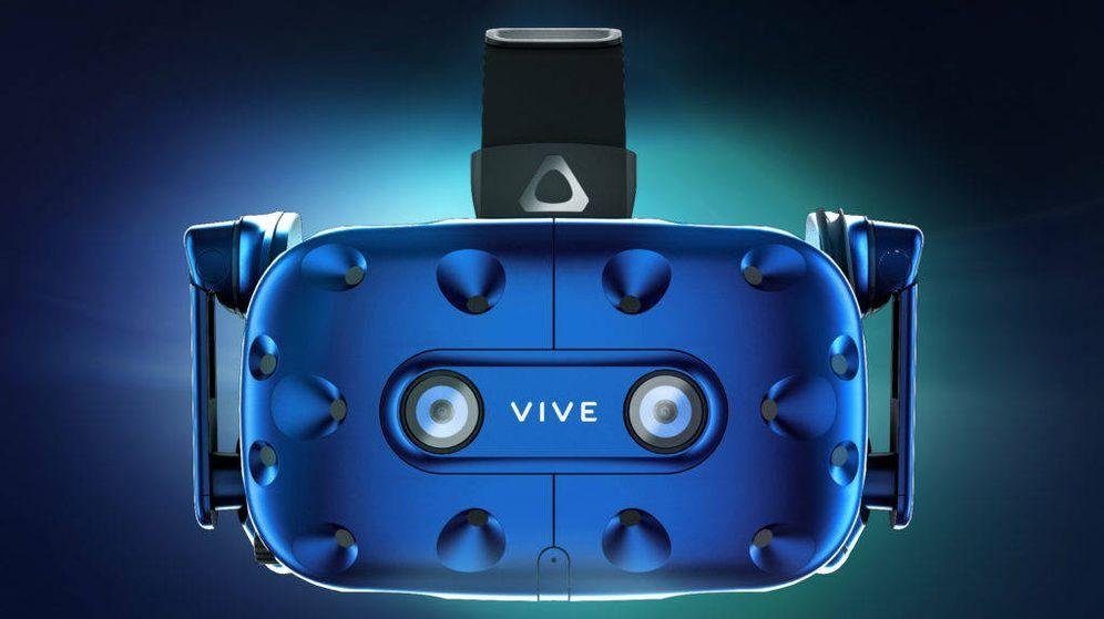 Foto: HTC Vive Pro