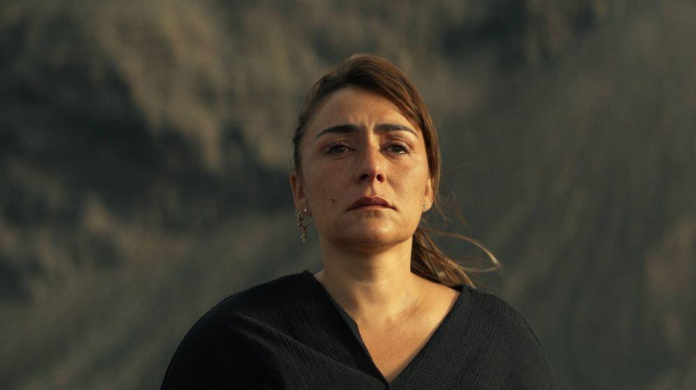 Foto: Candela Peña, protagonista de 'Hierro'. (Movistar )