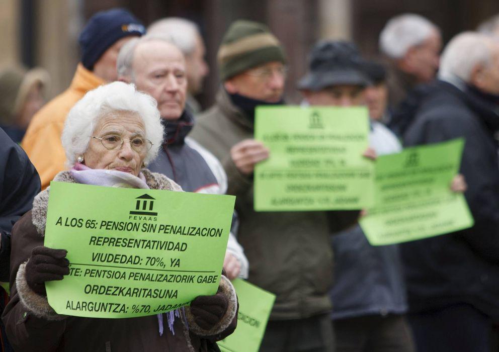 Foto: Las personas mayores son uno de los grupos de población más vulnerables. (Efe)