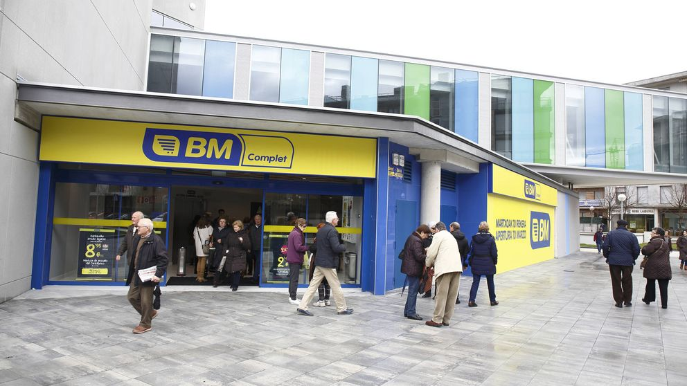 El 'Mercadona vasco' da el salto a Madrid: Uvesco compra los súper Gigante