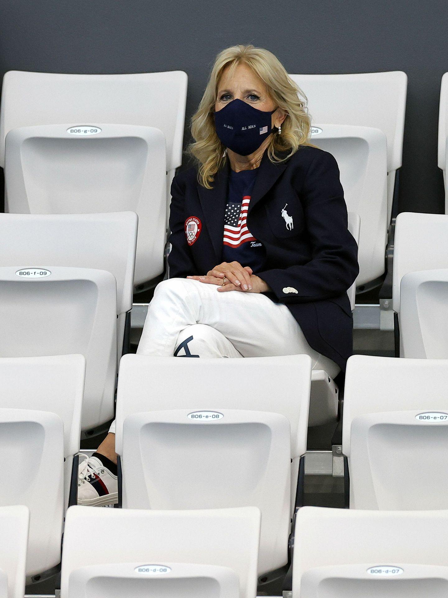 Jill Biden. (EFE)