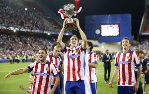 El Atlético luchará por todo por mucha 'venda' que ponga Simeone