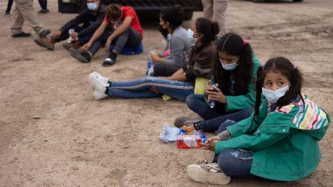 Rescatan a cinco niñas migrantes, entre ellas un bebé, abandonadas en la frontera de Texas