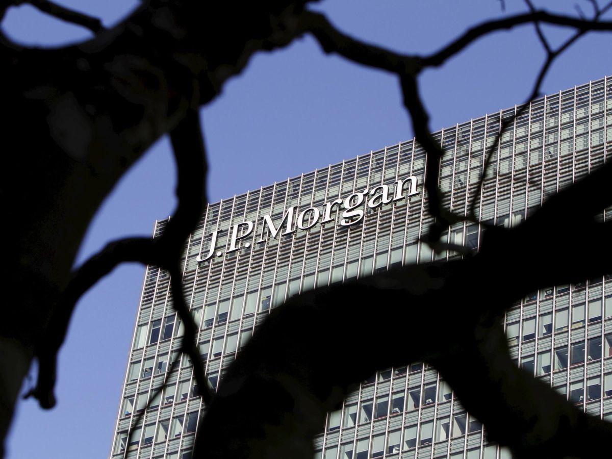Foto: Fachada de la sede de JP Morgan en la 'City' de Londres. (Reuters)
