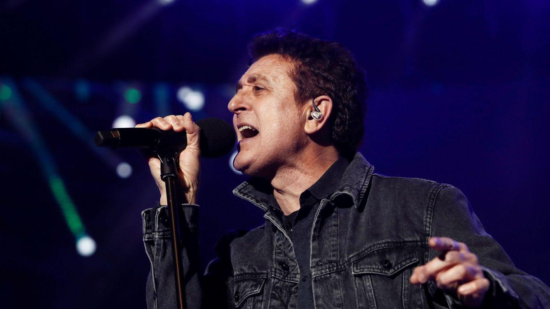 Foto: Manolo García en el concierto La Noche de Cadena 100. (EFE)