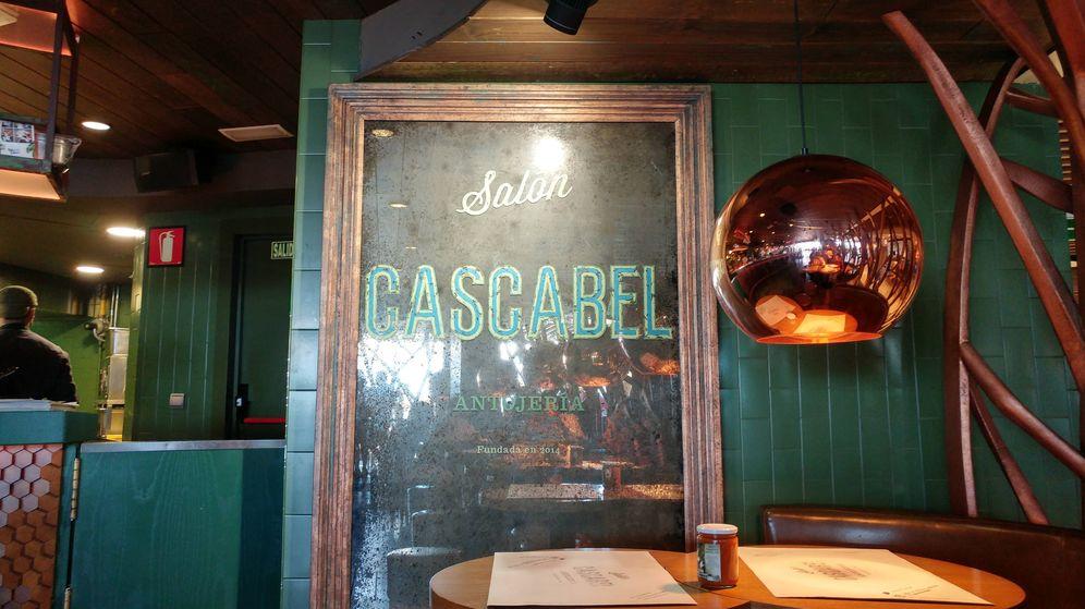Foto: Salón Cascabel ofrece una propuesta desenfadada pero con los estándares de su casa madre.