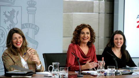 El PSOE recula y desbloqueará  el 'sí es sí' antes del 8-M como preveía Igualdad