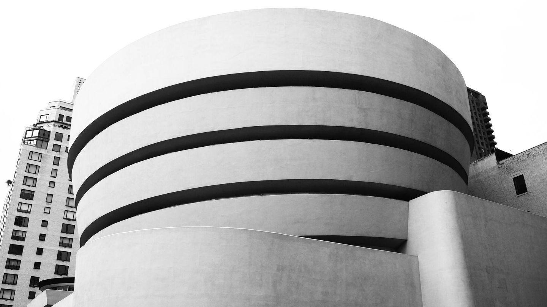 Museo Guggenheim en Nueva York.
