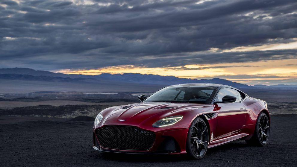 Aston Martin despide al Vanquish S con el DBS Superleggera