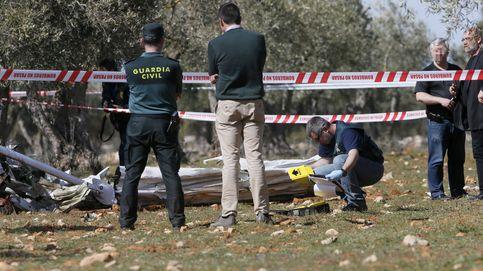 Tres fallecidos en el accidente de un avión ligero que iba de Alicante a Granada