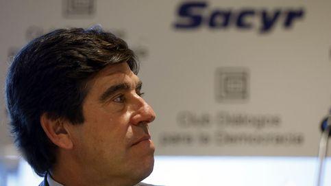 Sacyr gana 120 millones de euros tras revalorizar sus acciones de Repsol