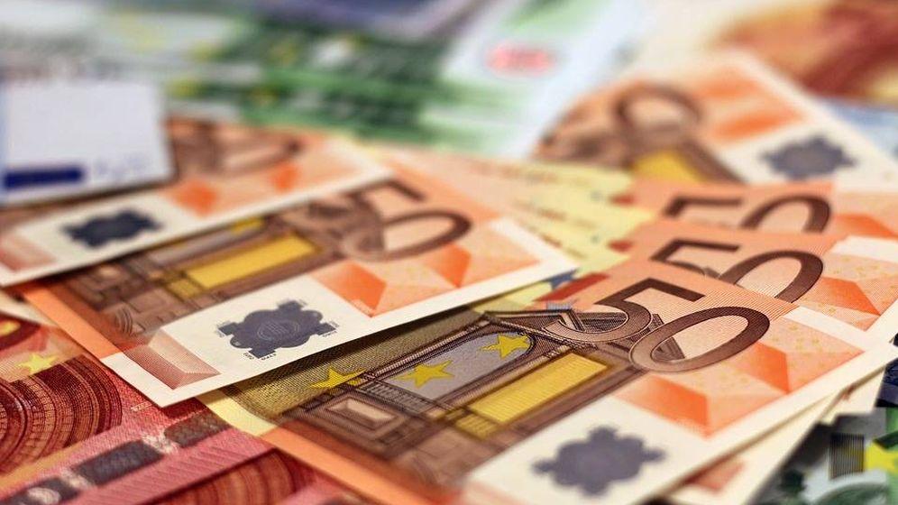 Foto: Billetes de 50 euros. (EC)