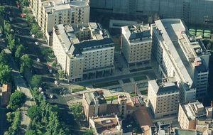 Mazabi compra un centenar de apartamentos y plazas de parking en el centro de Madrid