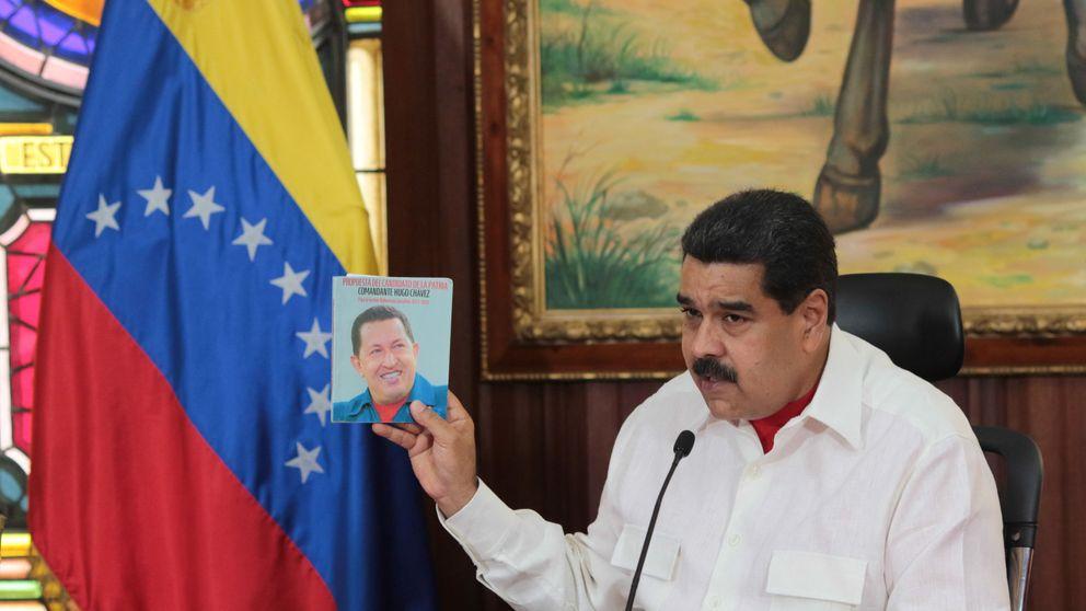 España llama al embajador de Venezuela por las palabras de Maduro contra Rajoy