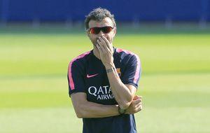 Luis Enrique 'perdona' a Messi y lo convoca para el encuentro de Copa frente al Elche