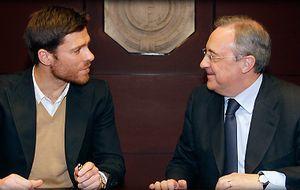 Xabi Alonso seguirá en el Madrid durante las dos próximas campañas