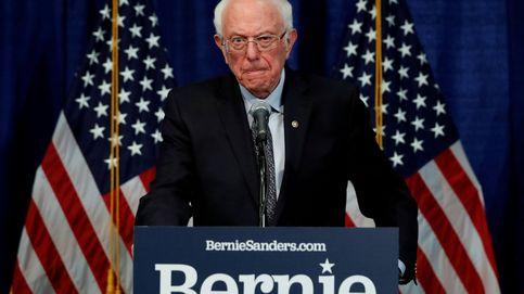 Sanders aguanta en la carrera electoral pese a las derrotas frente a Biden