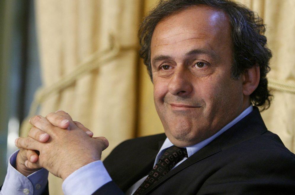 Foto: La candidatura de Platini puede verse condicionada (Reuters).
