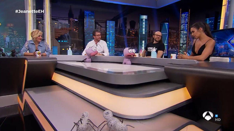 Cristina Pedroche desmiente a Barrancas. (Atresmedia)