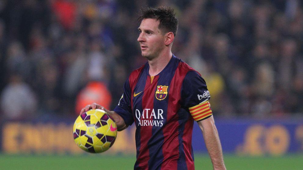 Messi maneja el Barça a su antojo, pero no lo hace con Hacienda