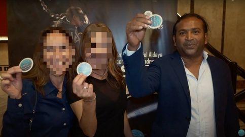 Moreno usó a su instructor de buceo en Maldivas para repatriar dinero de Hong Kong