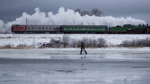 Bajo cero en Rusia
