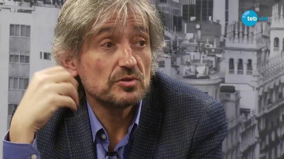 Foto: El periodista Carles Capdevila.