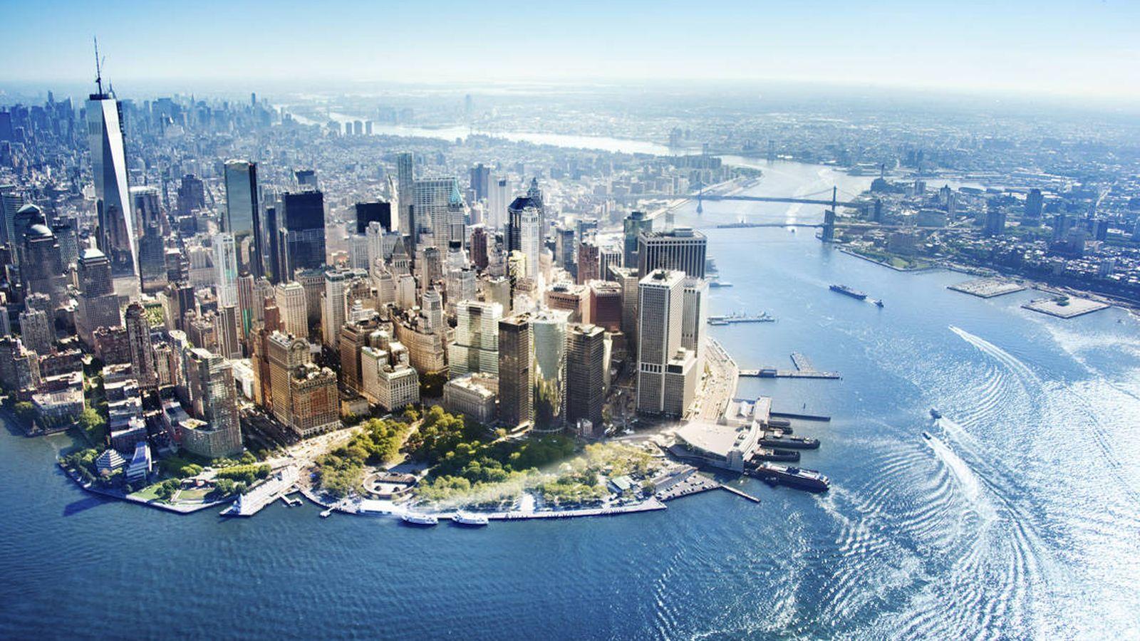 Foto: Nueva York es así de impresionante. ¿Te lo vas a perder?
