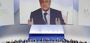 Post de El Real Madrid, el club más rico... ¿'intervenido' por un fondo buitre?