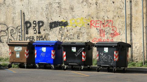 Pirómana reincidente de 66 años: detenida por quemar contenedores en Canarias