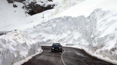 Vuelve el temporal: estas son las provincias en alerta por nieve, viento, oleaje y aludes