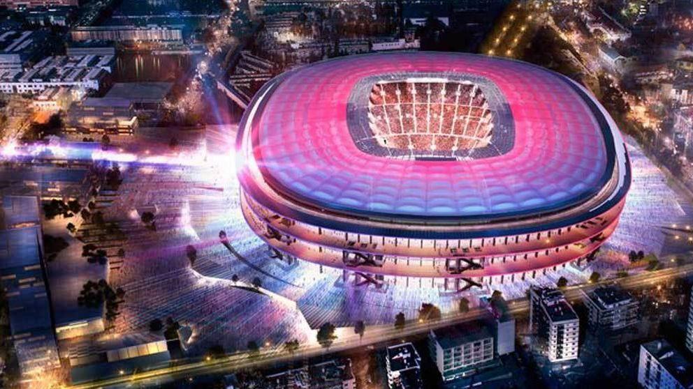 El nuevo Camp Nou: capacidad para 105.000 hinchas y apellido comercial