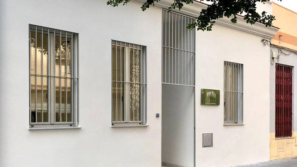 Foto: El nuevo centro de la Fundación Rafa Nadal está ubicado en el distrito de Nazaret (Foto: Fundación Rafa Nadal)