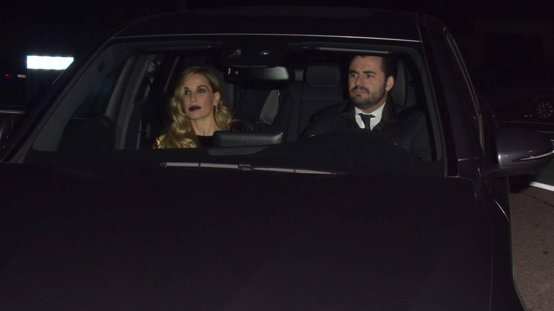 La actriz Carola Baleztena y su marido, el empresario Emiliano Suárez. (Cordon Press)
