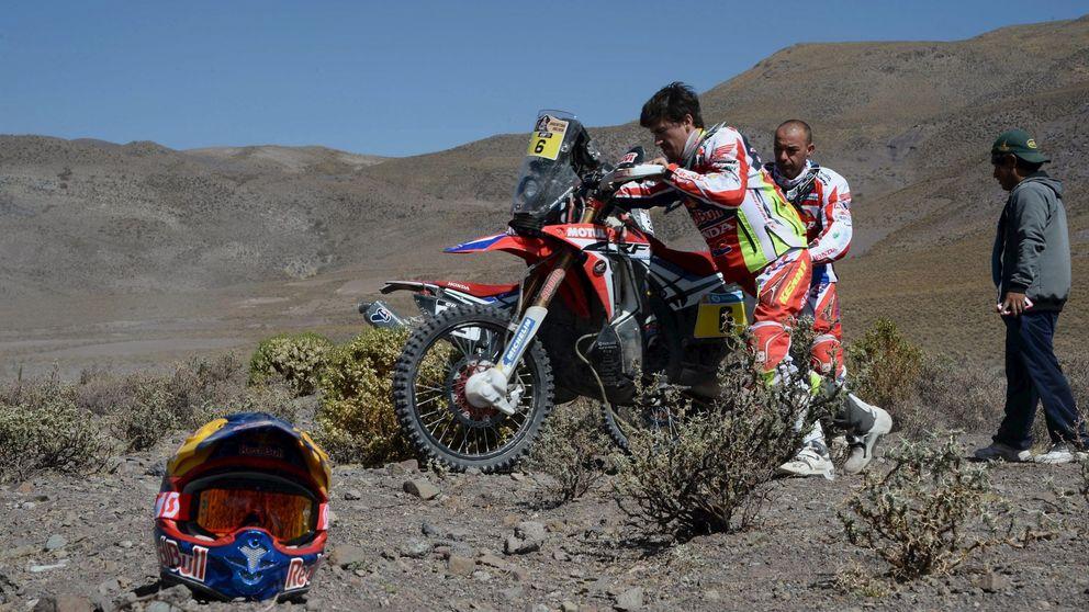 El enigma de Barreda: ¿por qué el piloto más rápido nunca ha ganado el Dakar?