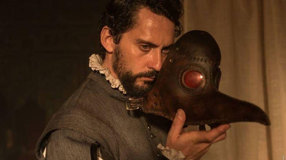 Foto: Paco León, protagonista de 'La peste'. (Movistar+)