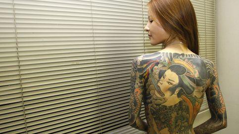 La vida secreta de las mujeres de los yakuza