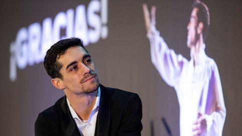 Acto despedida de Javier Fernández y huelga de taxis en Madrid: el día en fotos