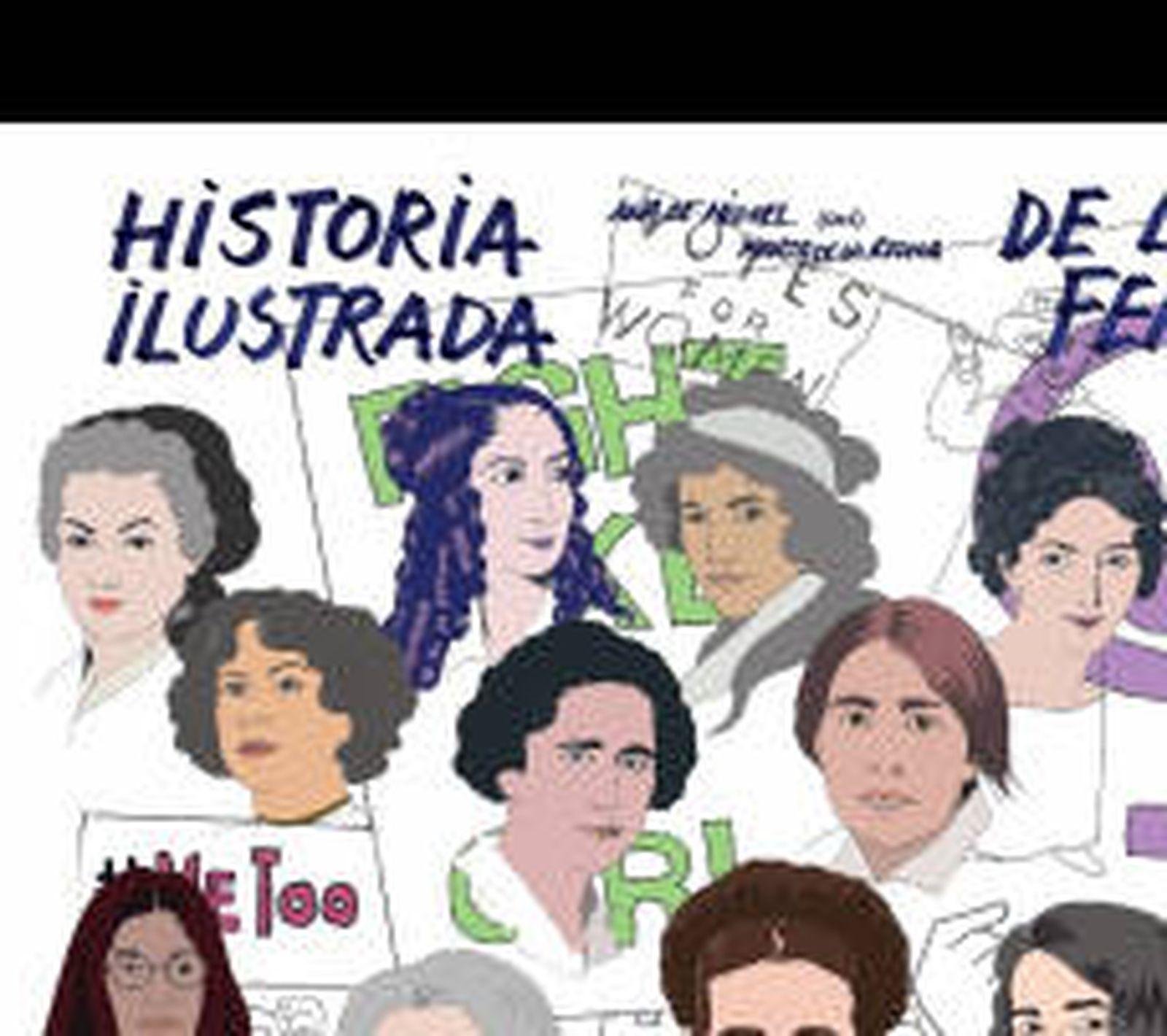 Resultado de imagen para 'Un feminismo del 99% (Lengua de Trapo) https://www.elconfidencial.com/multimedia/album/cultura/2018-08-10/feminismo-libros-ensayo_1602187/#3
