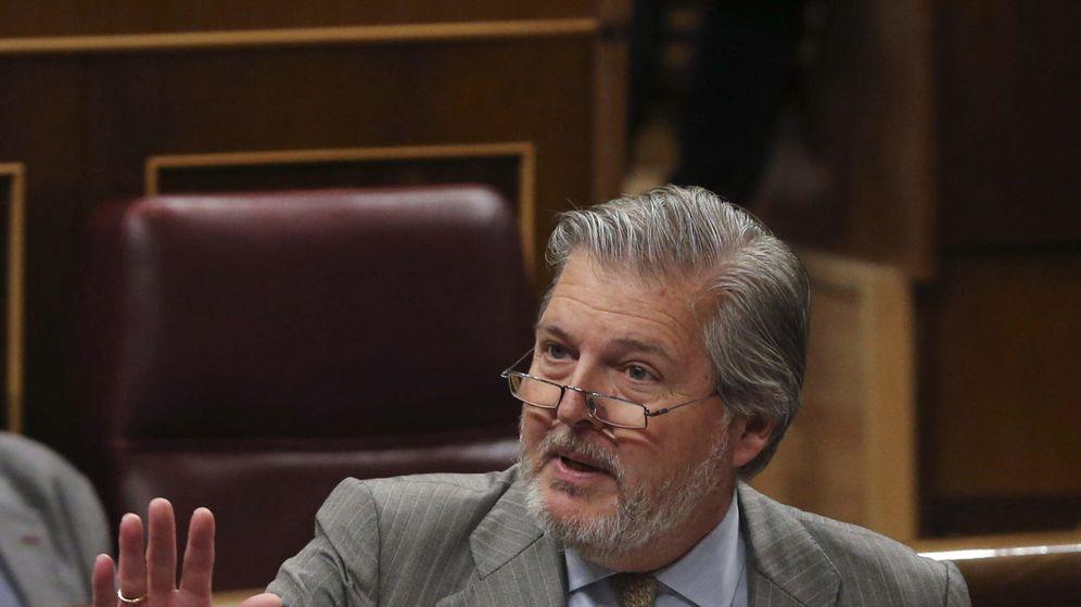 Foto: Última sesión de control al gobierno de la legislatura (EFE/Ballesteros)