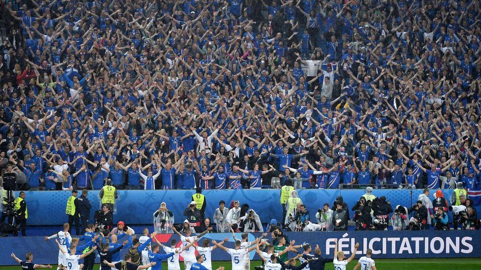 La gesta islandesa,  a la altura del penalti de Panenka y de la Grecia campeona