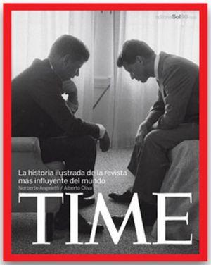 Foto: Time. La historia ilustrada de la revista más influyente del mundo