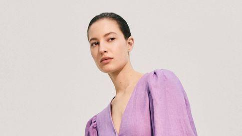 Sé la invitada perfecta con este bolso ideal de Uterqüe que combina con cualquier look