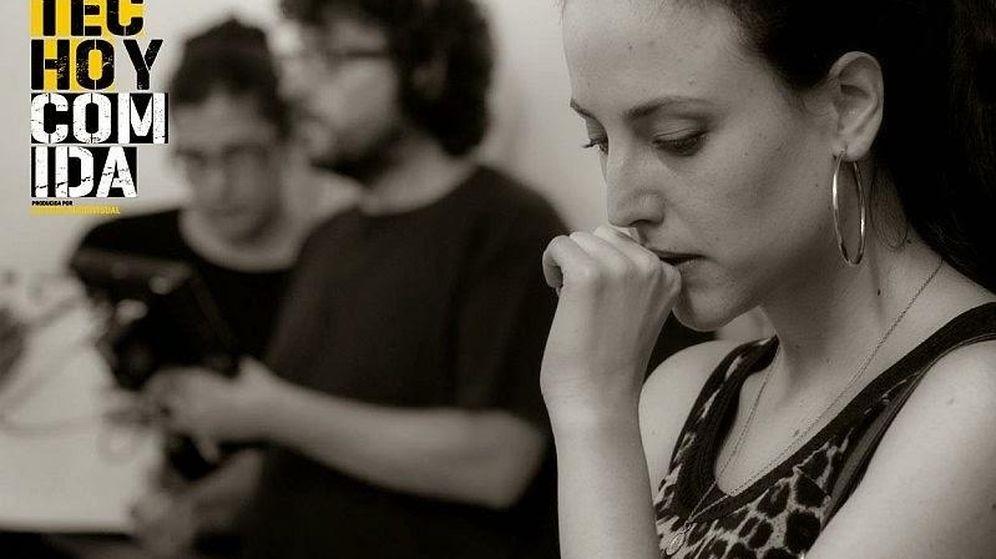 Foto: Natalia de Molina en 'Techo y comida'