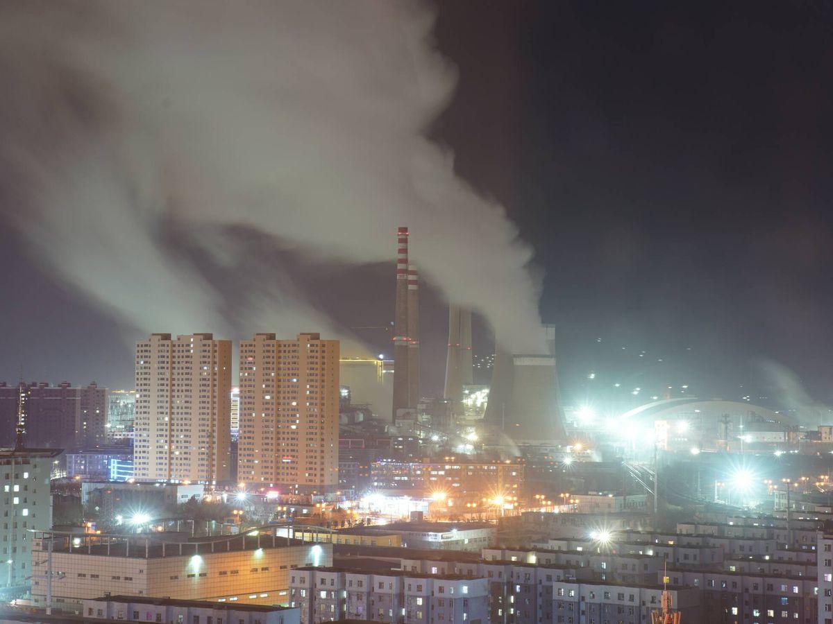 Foto: La ciudad de Datong, en China, una de las más contaminantes del planeta. (Unsplash)
