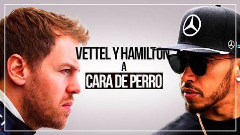 Hamilton y Vettel, como Nadal y Federer: así se sacaron el jugo el uno al otro en Spa
