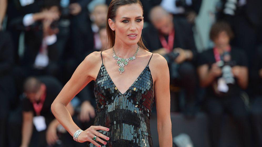 Foto: Nieves Álvarez, en el Festival de Cine de Venecia. (Getty)