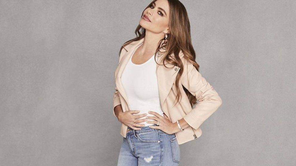 Sofia Vergara tiene los pantalones vaqueros para quitarse una talla por menos de 25 euros