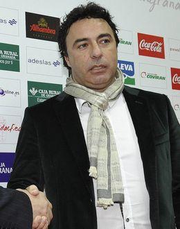 Foto: Pina es presidente del Granada.