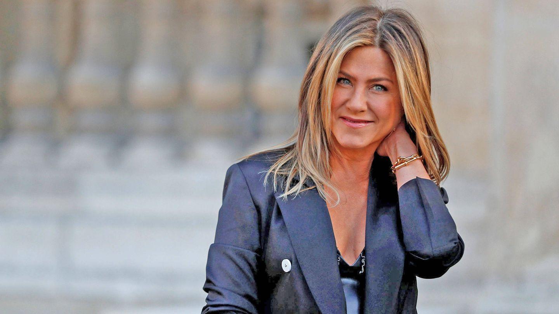 Jennifer Aniston está estupenda a sus 50 años. (Reuters)